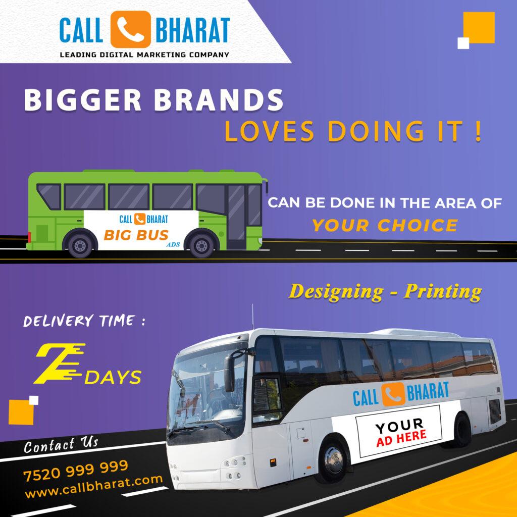 Big Bus Ads