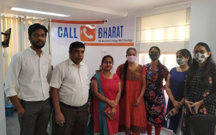 call bharat team